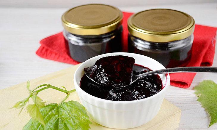 Рецепт желе из черной смородины